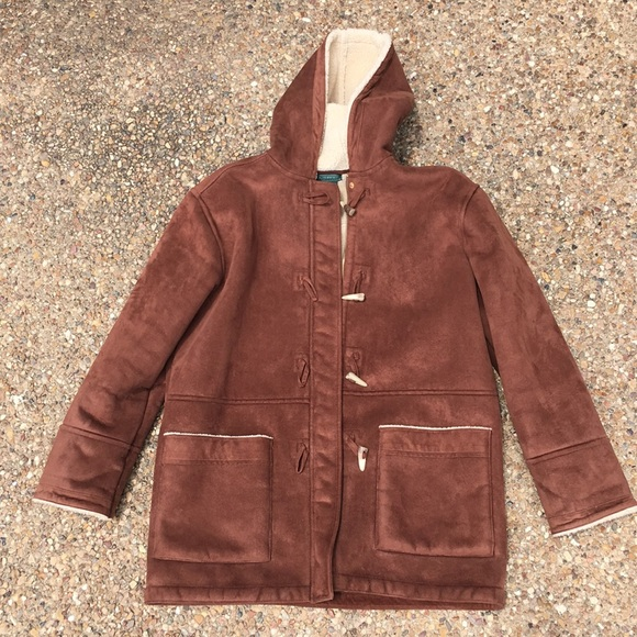 Lauren Ralph Lauren Jackets & Blazers - Lauren RL faux sheepskin coat